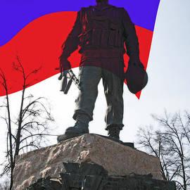 Lali Kacharava - Russian warrior
