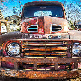 Pamela Schreckengost - Rusted Ford Truck