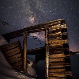 Mike Berenson - Rustic Cabin Open House In Mayflower Gulch
