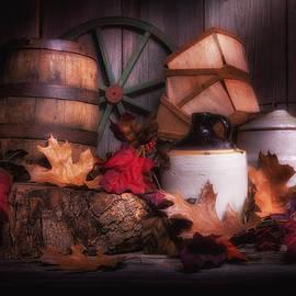 Tom Mc Nemar - Rustic Fall Still Life
