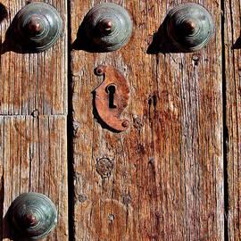 Art Block Collections - Rustic Santa Fe Door