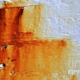 Corinne Rhode - Rusty Abstract