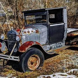 Paul Mashburn - Rusty Model AA Ford