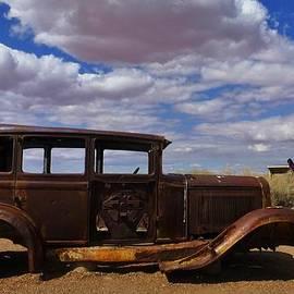 Rob Hallifax - Rusty Route 66 AZ