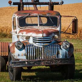William Krumpelman - Rusty Tow Truck