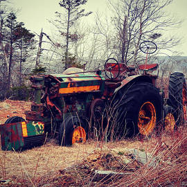 Zinvolle Art - Rusty Tractor