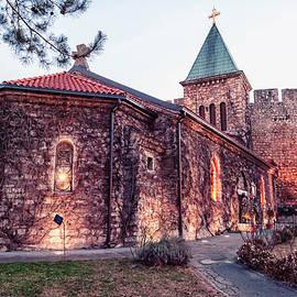 Milica Ljevaja Stojanovic - Ruzica Church