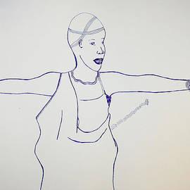 Gloria Ssali - Rwanda Intore Dance - Rwanda