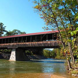 Barbara McDevitt - Saco River and Covered Bridge