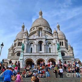 Allen Beatty - Sacre Coeur Basilica 1