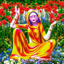 Tarik Eltawil - Sacred Garden of India