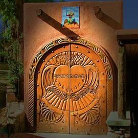 Alec Drake - Sacred Heart Door