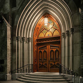 Dennis James - Sacred Heart Door