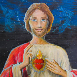 Gerald Ziolkowski - Sacred Heart of Jesus