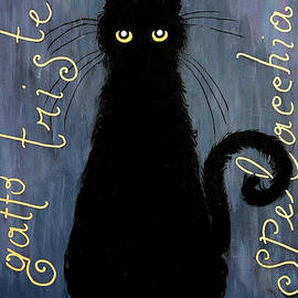 Donatella Muggianu - Sad and ruffled cat