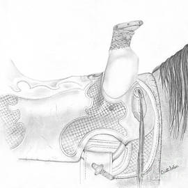 Cristi Boliver - Saddle