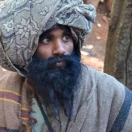 Kim Bemis - Sadhu At Amarkantak India