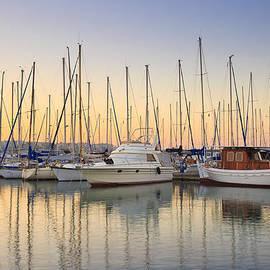 Milan Gonda - Sail Boats In Kallithea