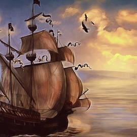 Georgiana Romanovna - Sail Into My Dreams Vintage
