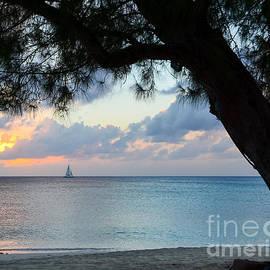 Karen English - Sail into the Sunset
