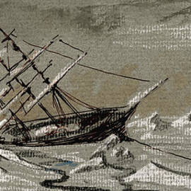 Juan  Bosco - Sail ship arctic