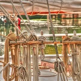 Michael Allen - Sailboat Rigging