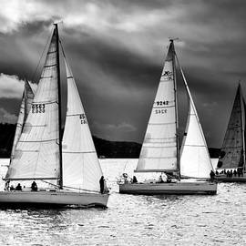 Photography  By Sai - Sailboats and Storms