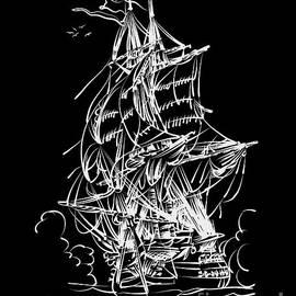 Andrzej Szczerski - Sailing 1