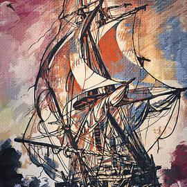 Andrzej Szczerski - Sailing 2
