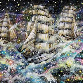 Dariusz Orszulik - Sailing Among The Stars