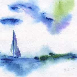 Frank Bright - Sailing Anew