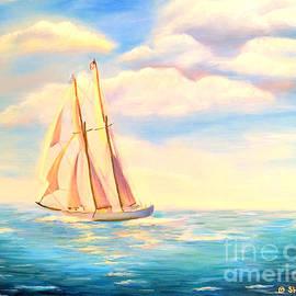 Shelia Kempf - Sailing Away