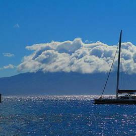 Elaine Haakenson - Sailing by Molokai