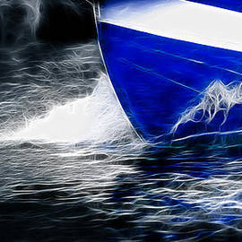 Sotiris Filippou - Sailing in Blue