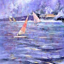 Ryan Fox - Sailing Race