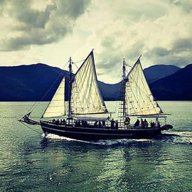 Girish J - Sailing Ship