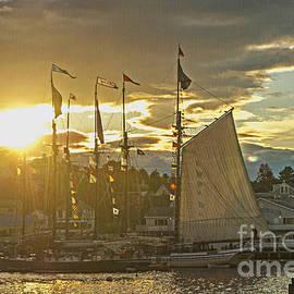 Alana Ranney - Sailing Ships