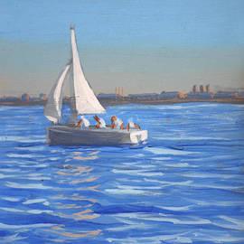 David Zimmerman - Sailing Takes Me Away