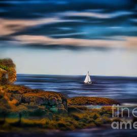 Arnie Goldstein - Sailing The Coast