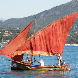 Lainie Wrightson - Sailing the Mediterranean