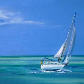 Donna Tuten - Sailing the Seas