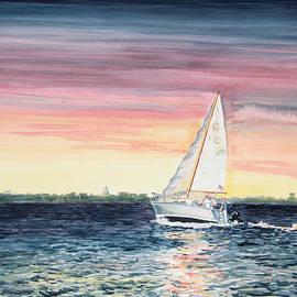 Kristine Plum - Sailing Through Life
