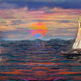 Jeff Breiman - Sailing While Dreaming