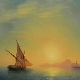 Georgiana Romanovna - Sails In The Sunset