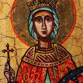 Ryszard Sleczka - Saint Catherine of Alexandria