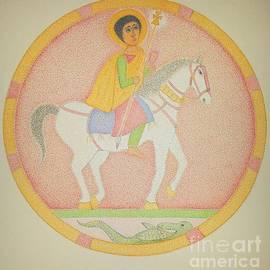 Assumpta Tafari Tafrow - Saint George Of Ethiopia
