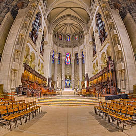 Susan Candelario - Saint John The Divine Cathedral High Altar  II