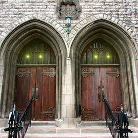Michael Rucker - Saint Johns Church 1865
