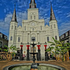Chuck Johnson - Saint Louis Cathedral