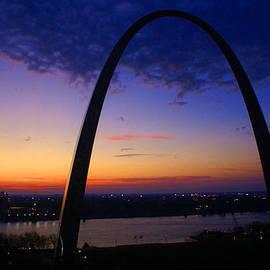 Robert Edgar - Saint Louis Sunrise